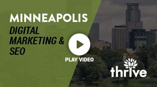 Minneapolis Digital Marketing Company