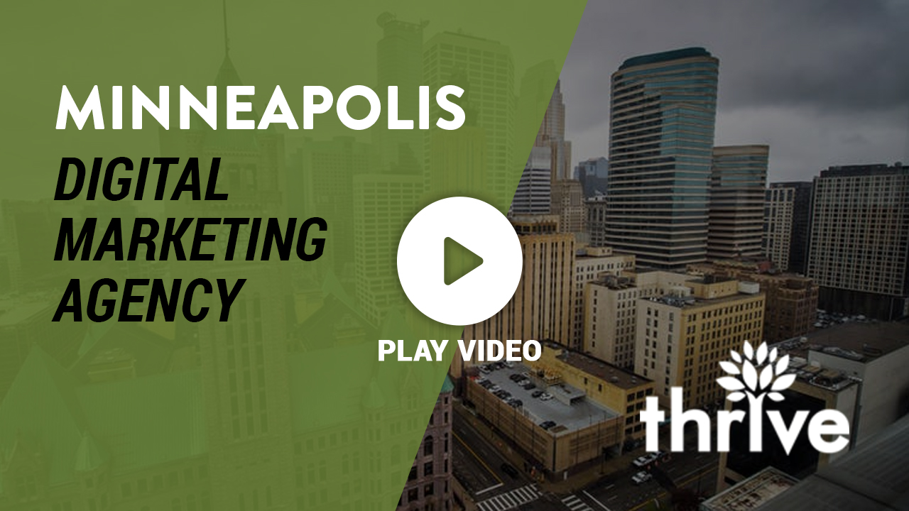 Digital Marketing Agency in Minneapolis