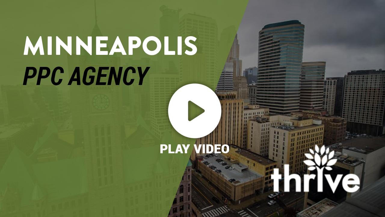 PPC Agency in Minneapolis