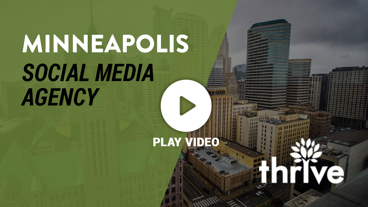 Minneapolis Social Media Agency