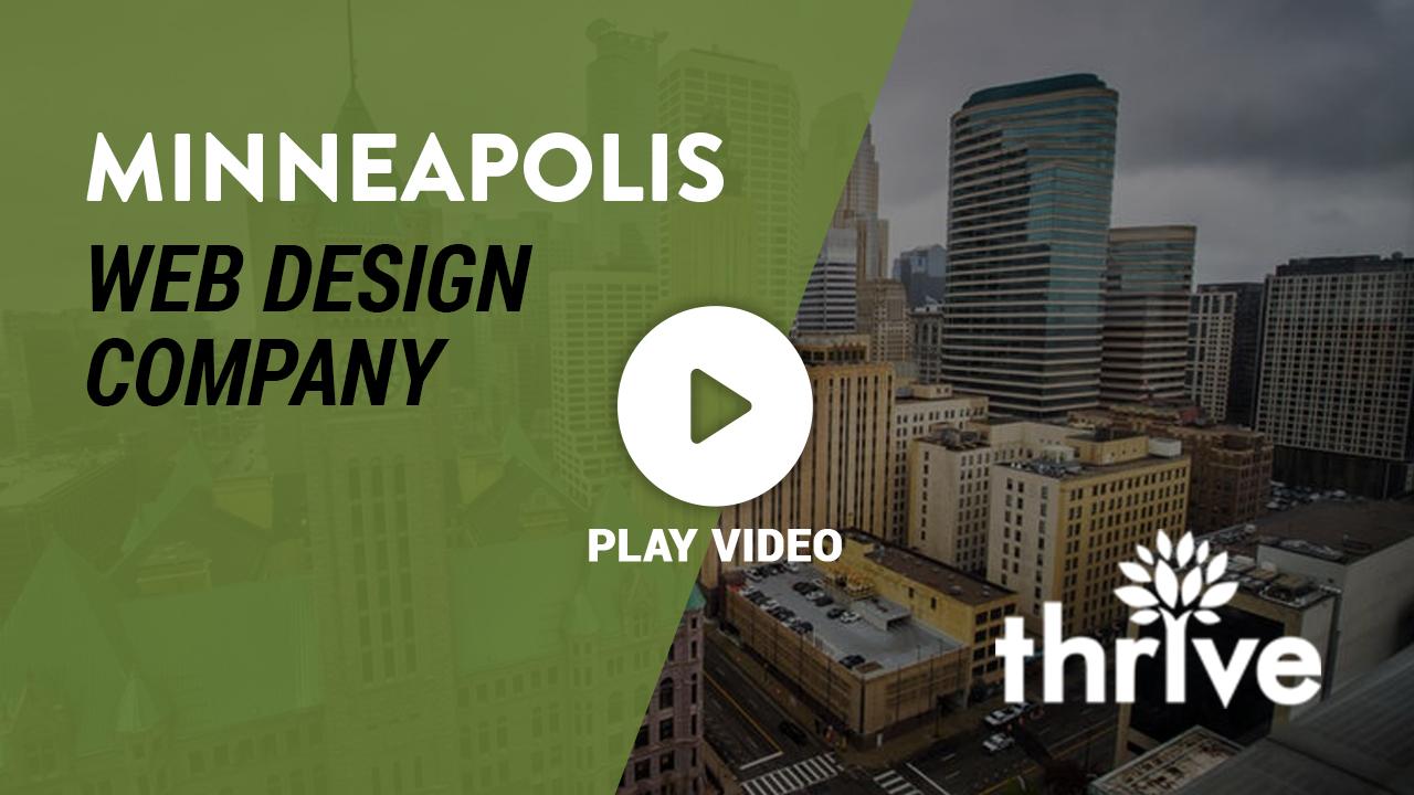 Minneanapolis Web Design Company