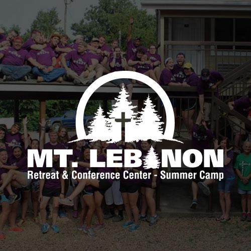Mt. Lebanon Summer Camp logo