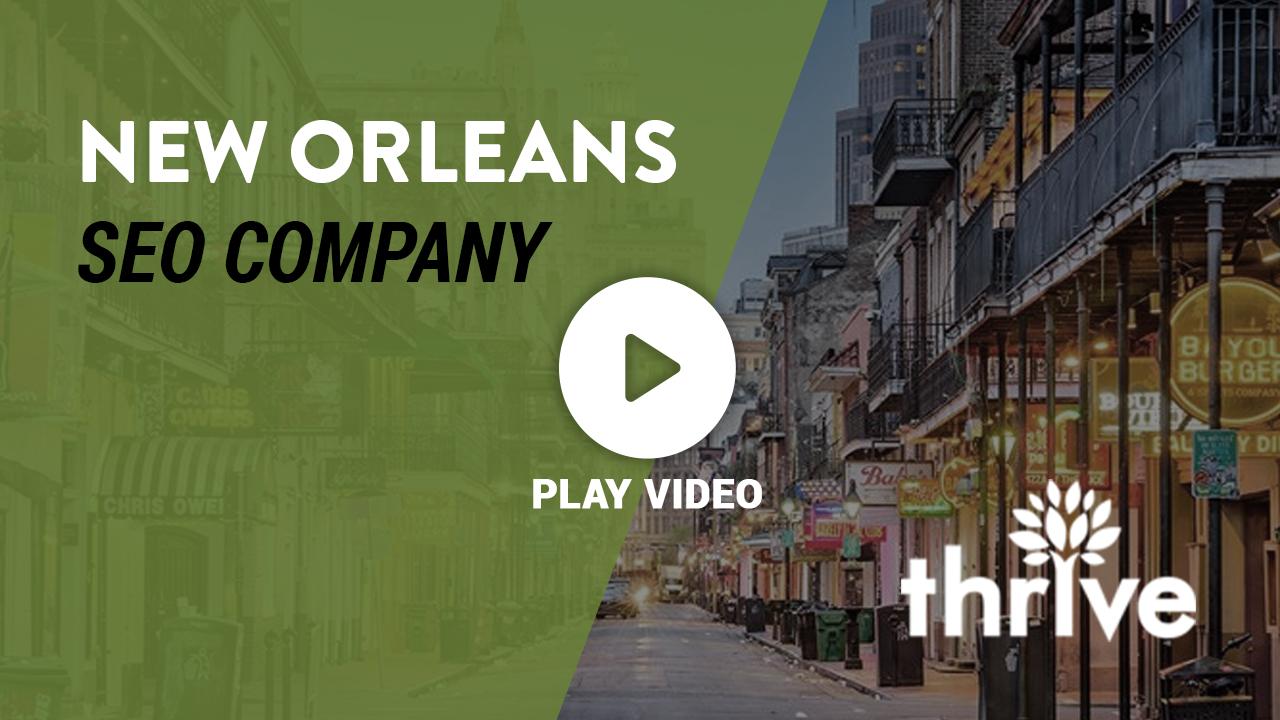 New Orleans SEO Company