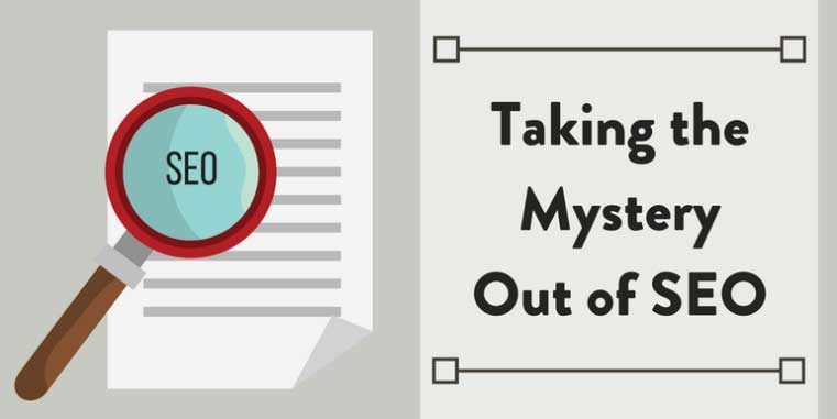 Mystery out of SEO