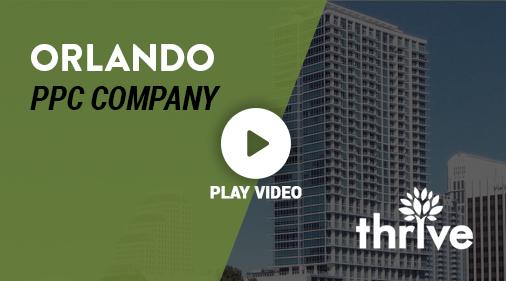 Orlando PPC Agency