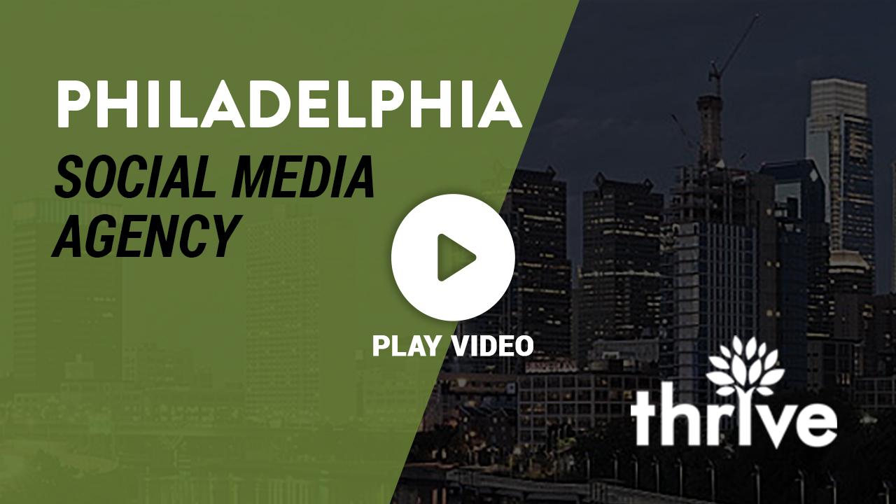 Philadelphia Social Media Agency
