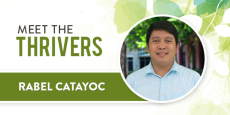 Meet The Thrivers: Rabel Catayoc