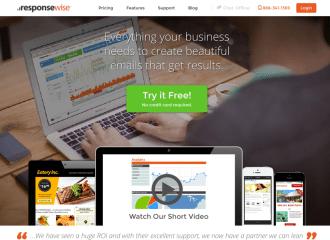 Response Wise Custom Website Design