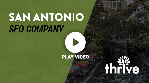 San Antonio SEO Company