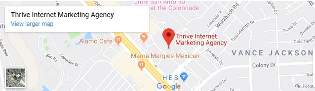 San Antonio Thrive office location