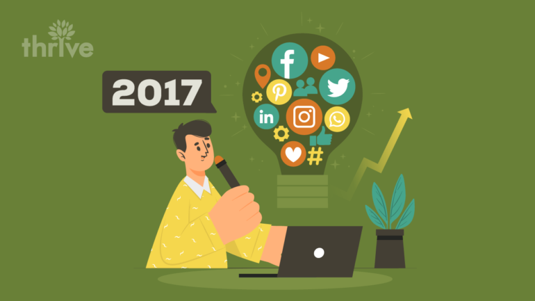 Social Media In 2017 6 Trends That Will Dominate This Year