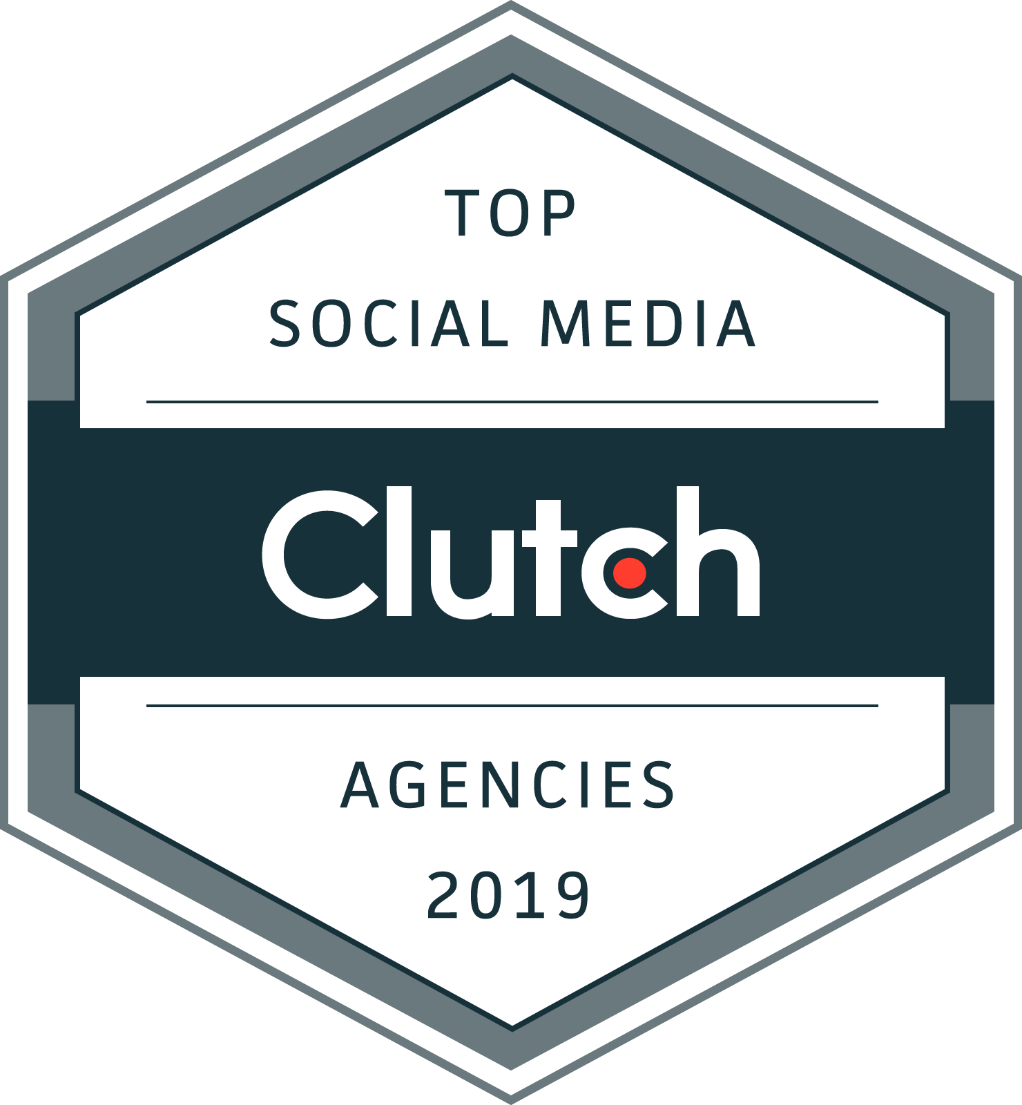 Top Social Media Agency Award 2019