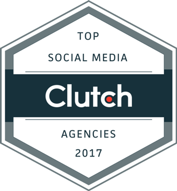 Clutch.co Names Thrive Top Social Media Agency