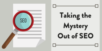 Taking the Mystery out of SEO