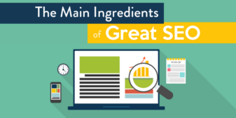 The Main Ingredients of Great SEO