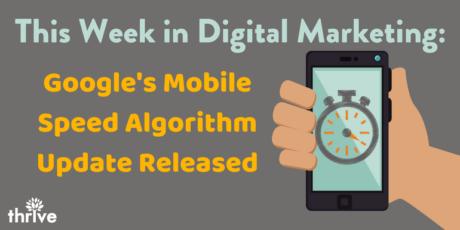 mobile ranking digital marketing news