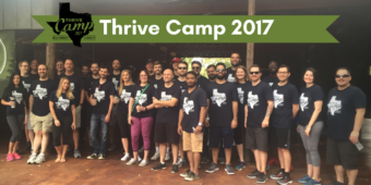 Thrive Camp 2017
