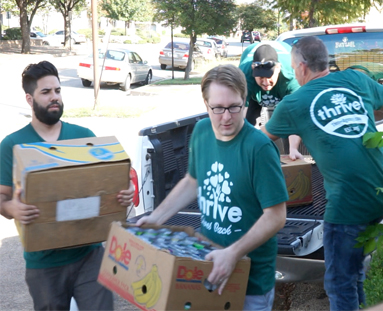Thrive Gives Back 1