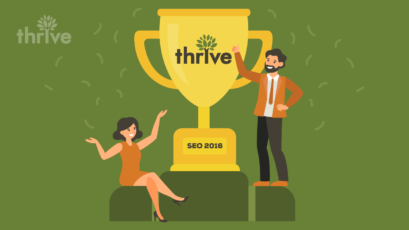 Thrive Named Top SEO Firm in 2016