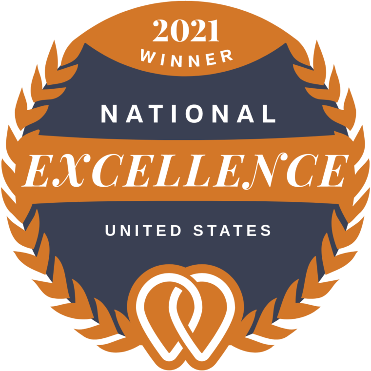 Thrive National Excellence Awards 2021 in United States