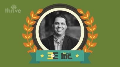 Thrive President, Matt Bowman, Nominated for Fort Worth Inc.'s Entrepreneur of Excellence Awards