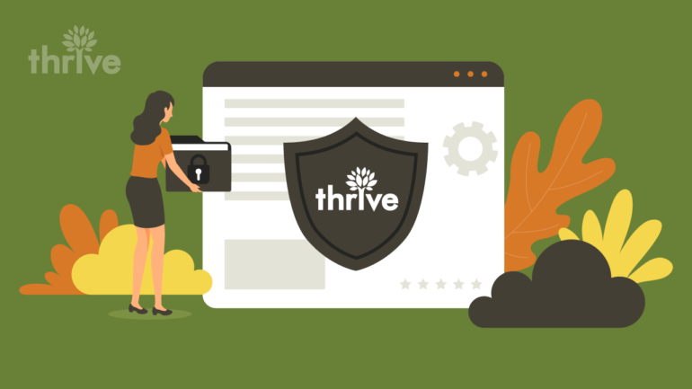 Thrive Website Security What You Should Know