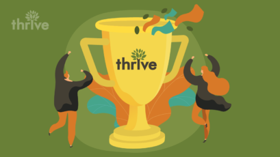 Thrive named Inbound Marketing leader