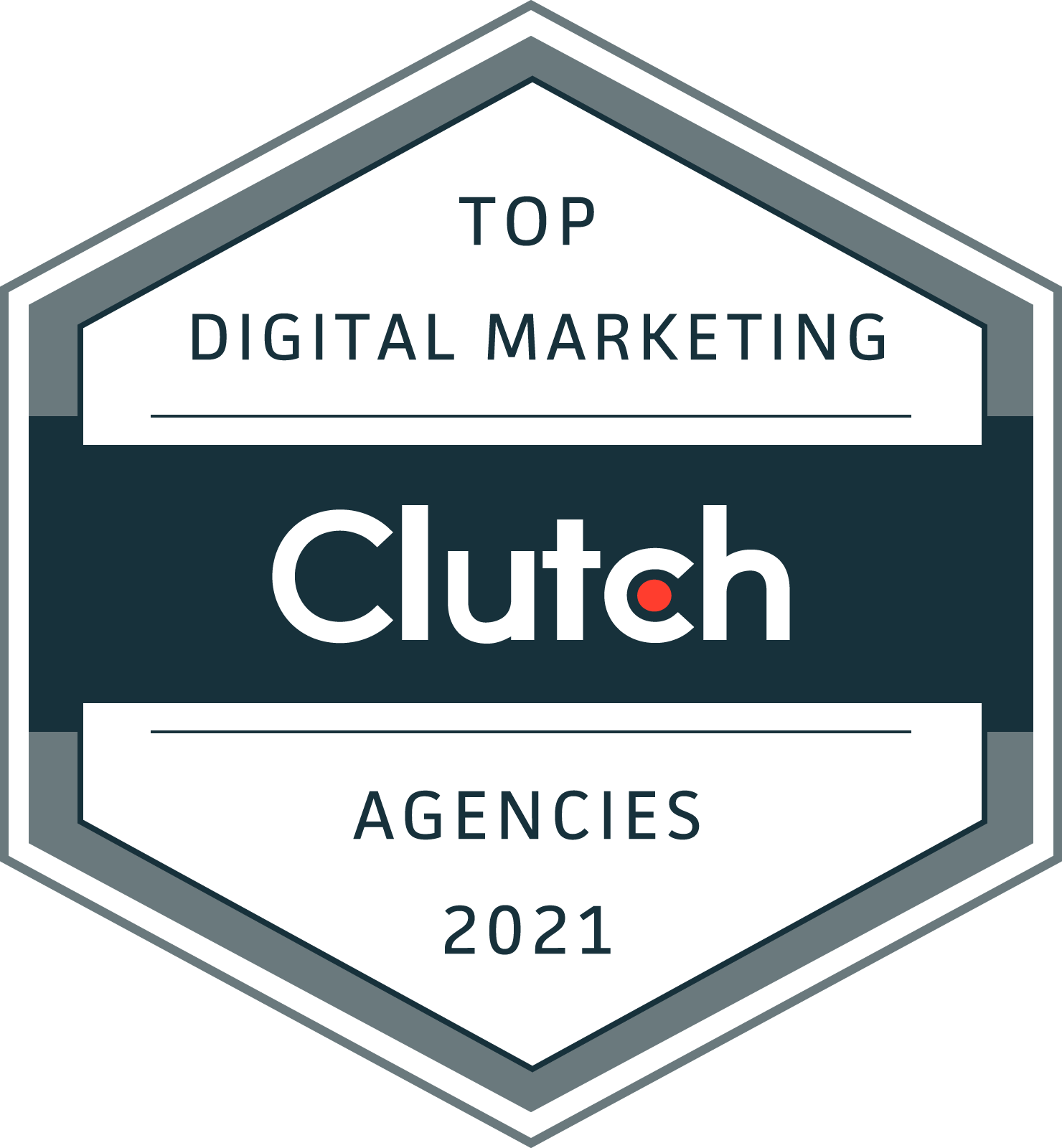 Top Digital Marketing Agencies 2021 by Clutch