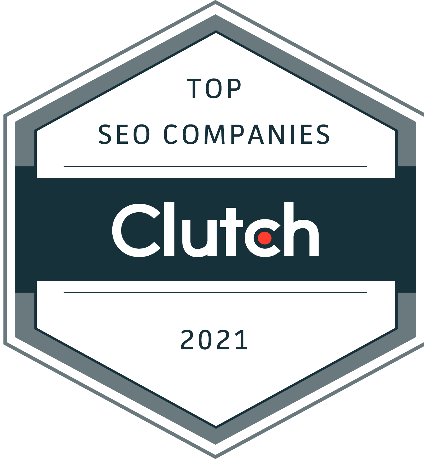 Top SEO Companies 2021 by Clutch