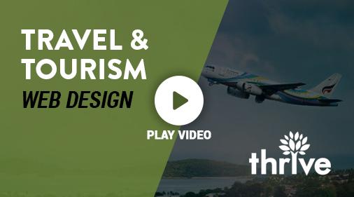 Globally Recognized Travel Tourism Website Design Company
