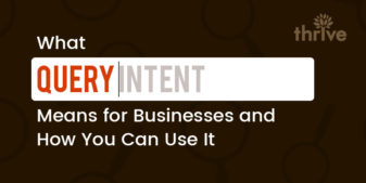 What search query intent means for businesses and how you can use it