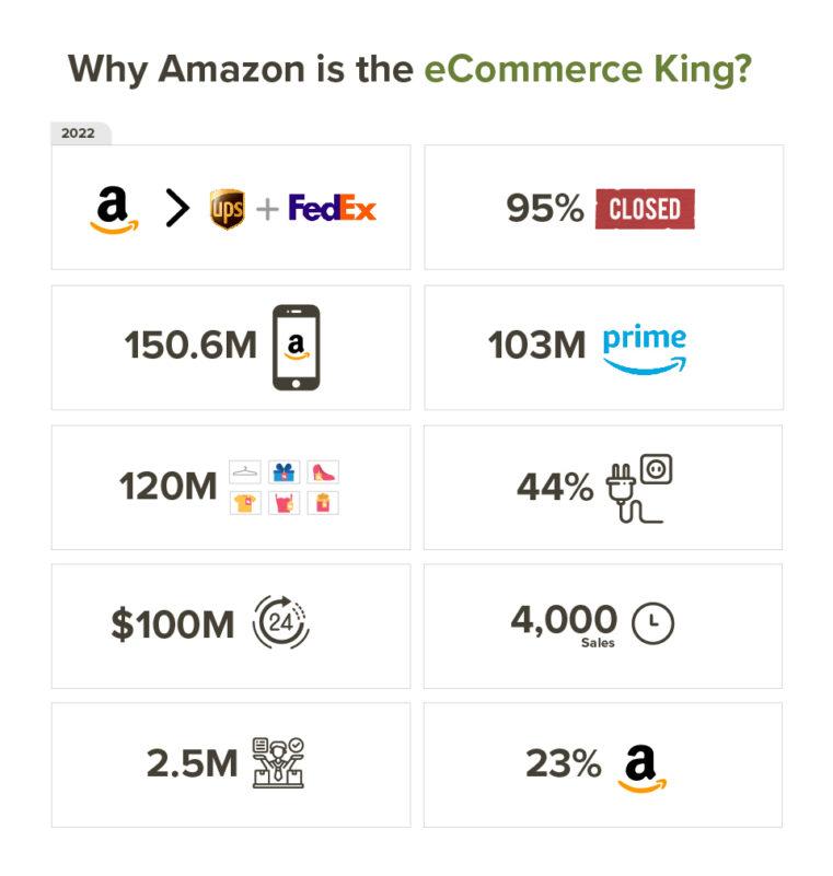 Why Amazon Matters