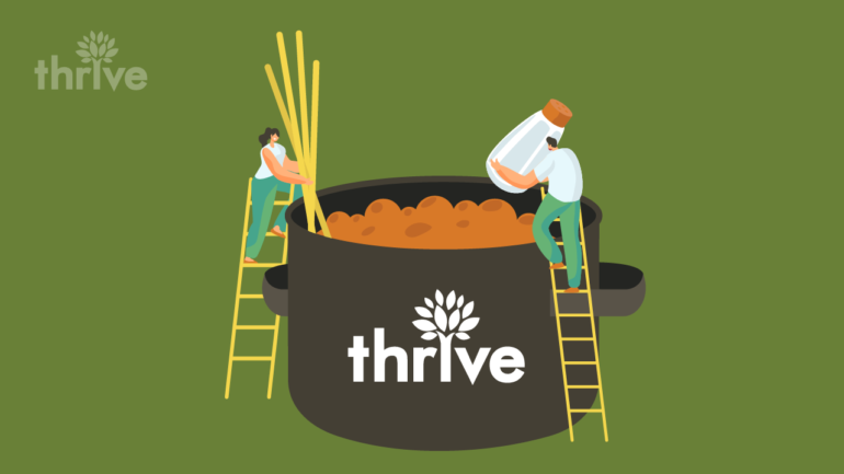 Why Thrive Is The Top Internet Marketing Company Our Secret Sauce