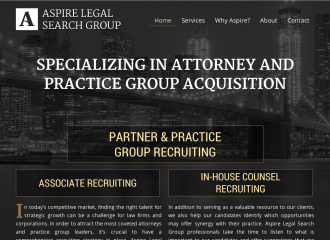 Aspire Legal Search Group