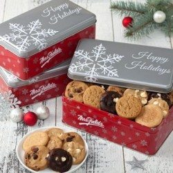 What to write to show appreciation to co workers just b for Holiday gift ideas clients