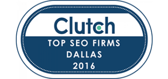 Clutch Places Thrive As Leading Dallas SEO Firm Of 2016