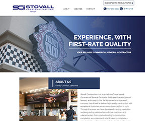 Stoval Construction