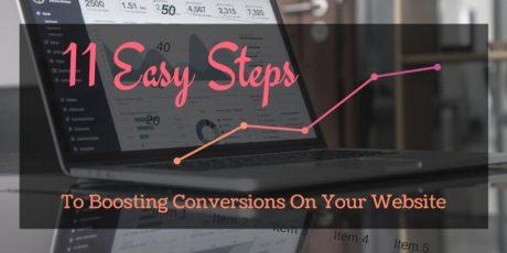 conversion rate optimizations