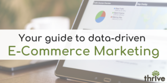 Your Guide to Data-Driven eCommerce Marketing