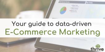 data-driven e-commerce