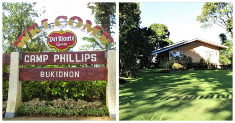 Camp Phillips, Manolo Fortich, Bukidnon