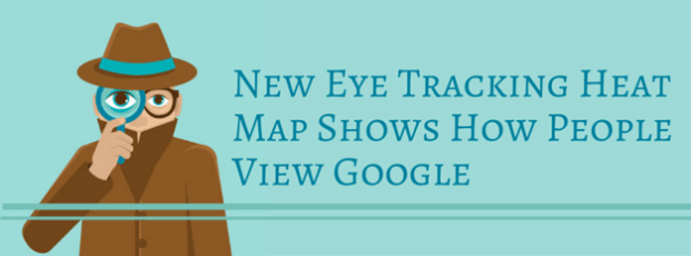 Google Eye Tracking Heat Map