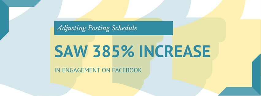 Facebook Engagement Optimization Case Study