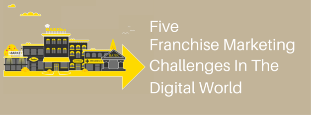5 Franchise Marketing Challenges Online