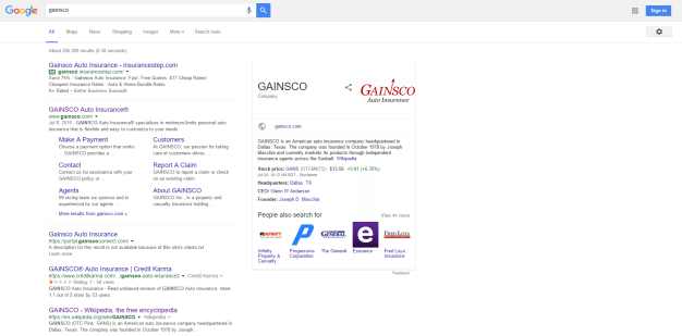 Knowledge Panel in Google SERPs