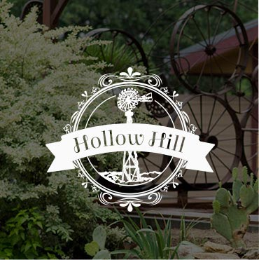 Wedding Venue Web Design for Hollow Hill Farm Event Center