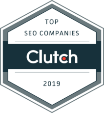Cluctch top seo company
