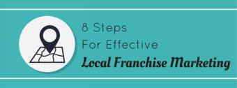 8 Steps For Effective Local Franchise Marketing