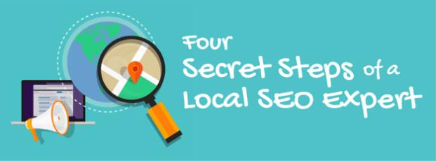 4 Secret Steps of a Local SEO Expert