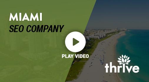 SEO Company in Miami